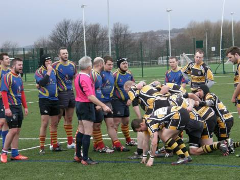 oaks corinthians scrum