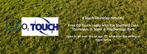 Oaks O2 touch 2016